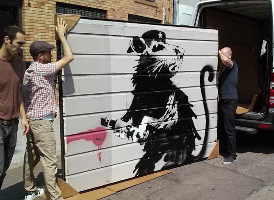 New documentary explores impact of Banksy