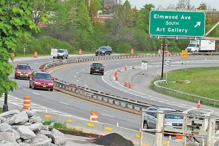 Opponents are ready to fight Scajaquada redesign