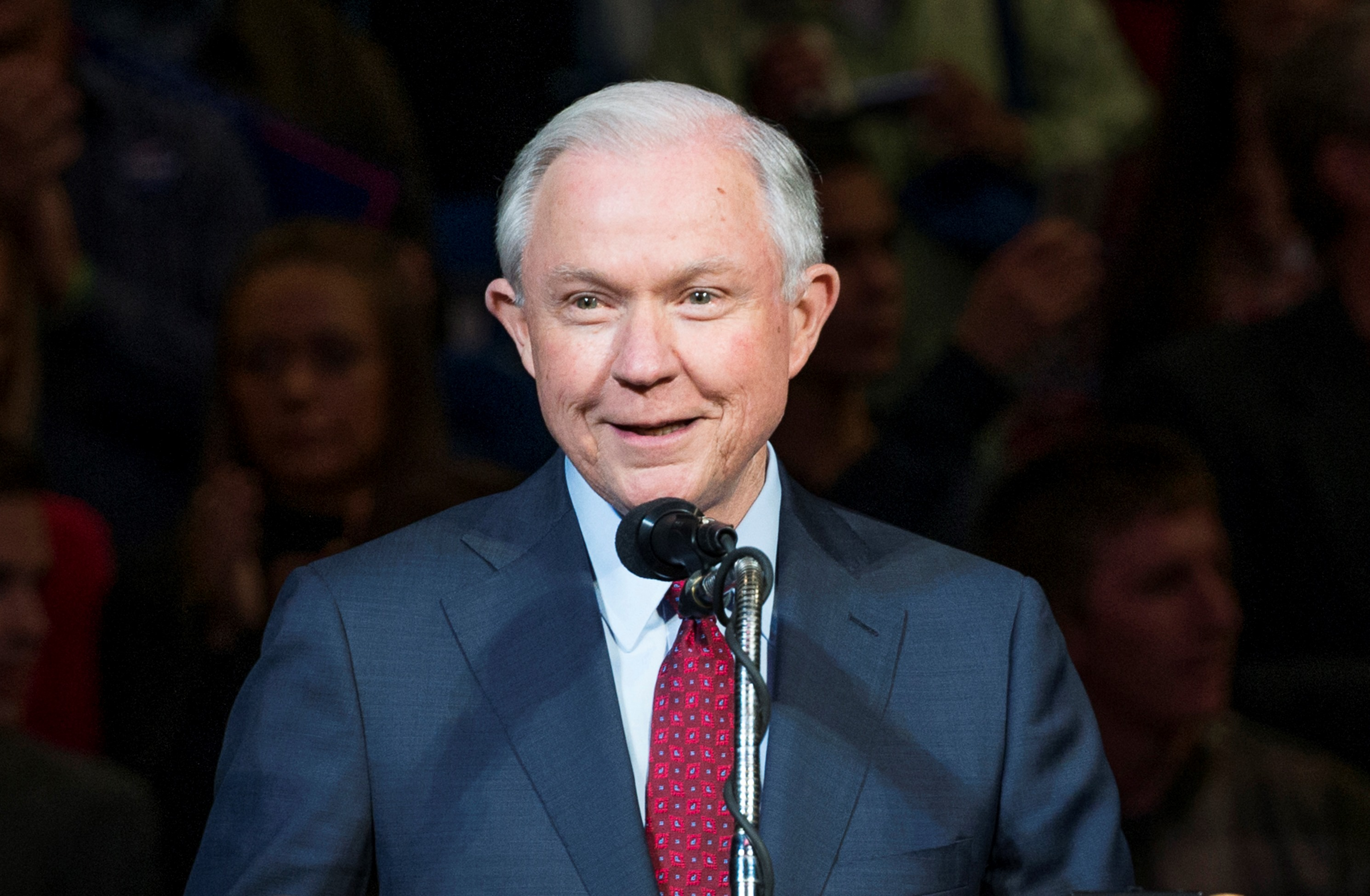 Attorney General Jeff Sessions will testify before the Senate Intelligence Committee Tuesday about matters linked to the investigation into Russia's interference in the 2016 election.  (TNS)