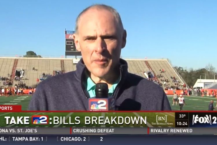 Video: Vic Carucci on the Bills' quarterback situation
