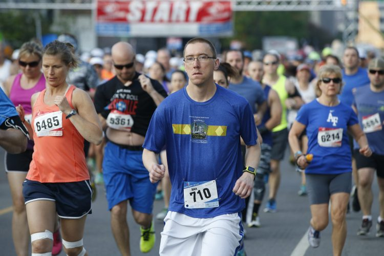 Running: Buffalo Marathon lands coveted speaker