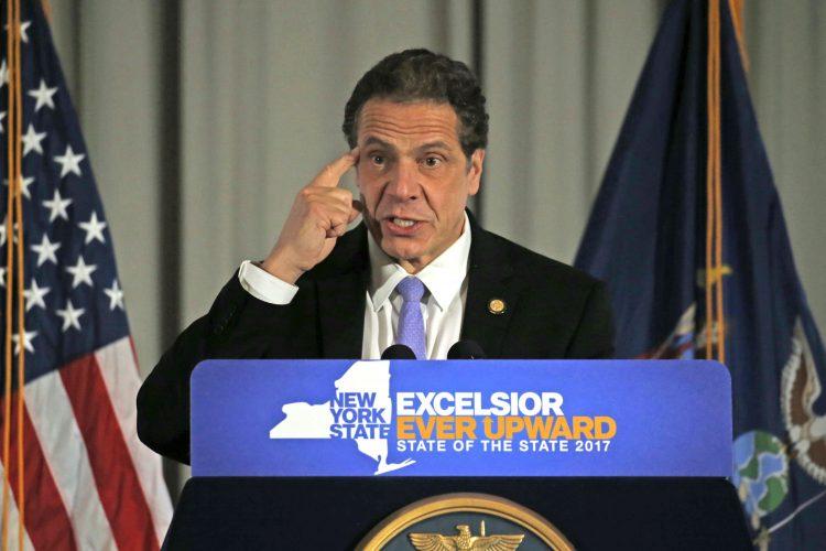 Cuomo: 'Frightening' Trump policies could delay NY budget