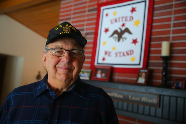 Vietnam-era veteran counterfeited, legally, to make life hard for enemy