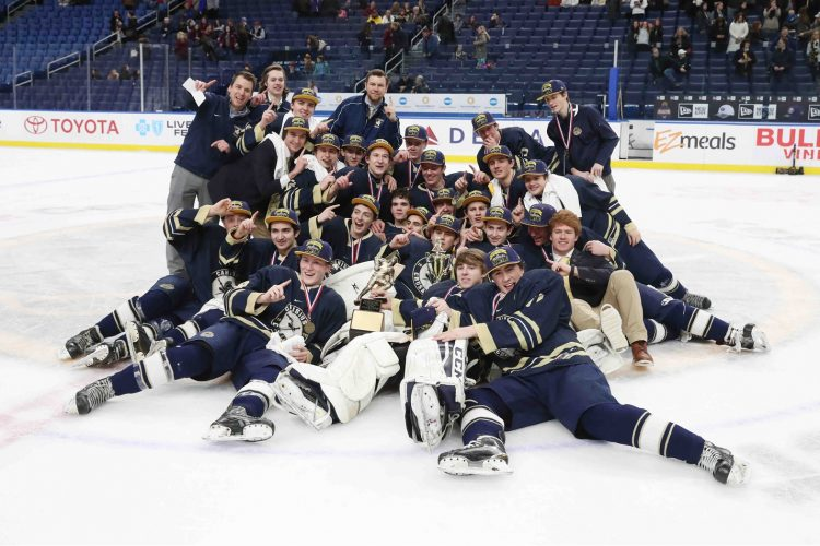 Canisius 2, St. Joe's 1 in Super Sunday Championship