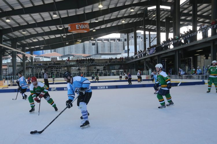 Ten cool things to celebrate at the 10th annual Labatt Blue Pond Hockey Tournament