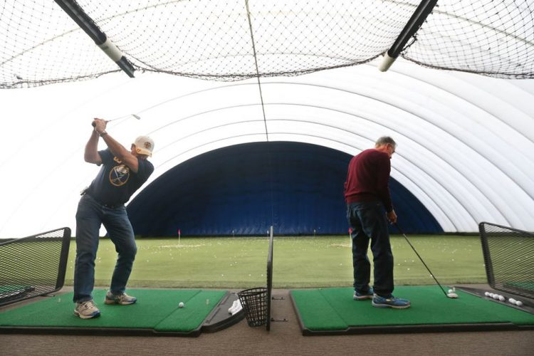 Golfers rejoice: Wehrle dome reopens with new look, name