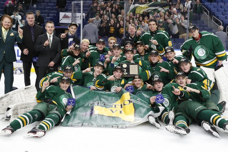 Gallery: West Seneca East 2, Kenmore West 1 in Section VI championship