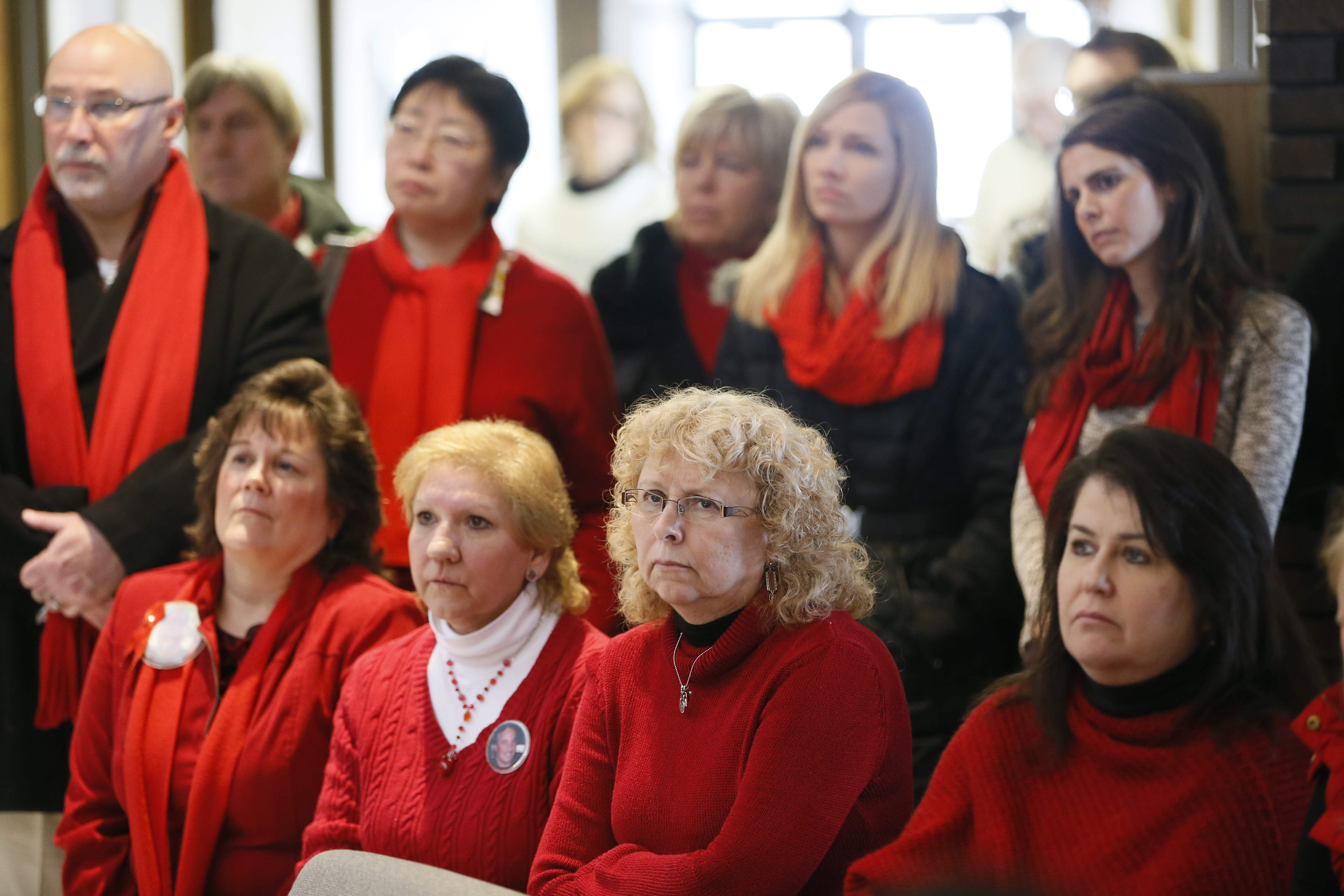 Members of the Families of Flight 3407 have fought to protect flight safety rules passed in the wake of the 2009 crash in Clarence Center. (Derek Gee/News file photo)