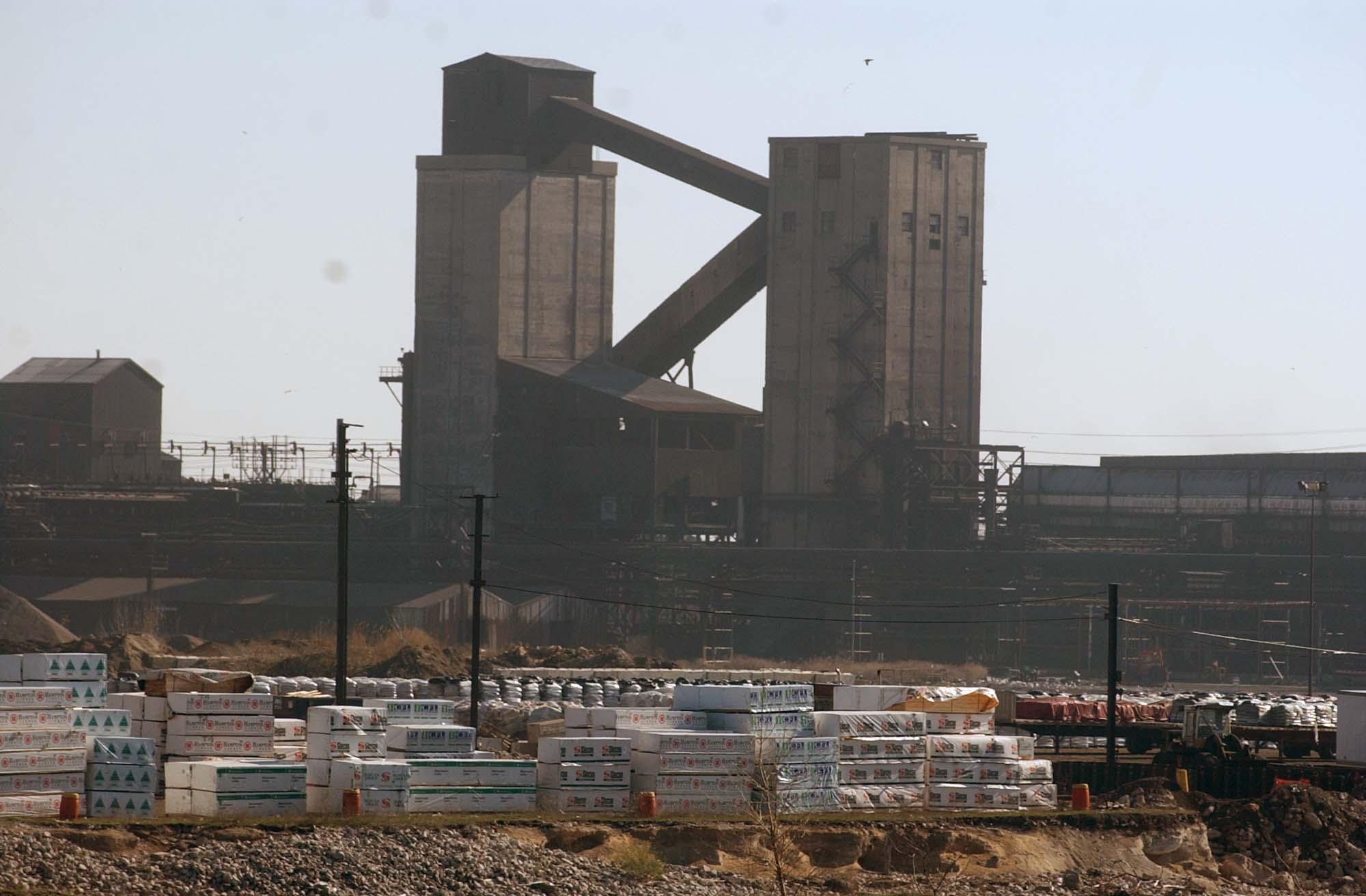 The DEC will hold a public hearing regarding the old Bethlehem Steel site in Lackawanna. (John Hickey/Buffalo News)