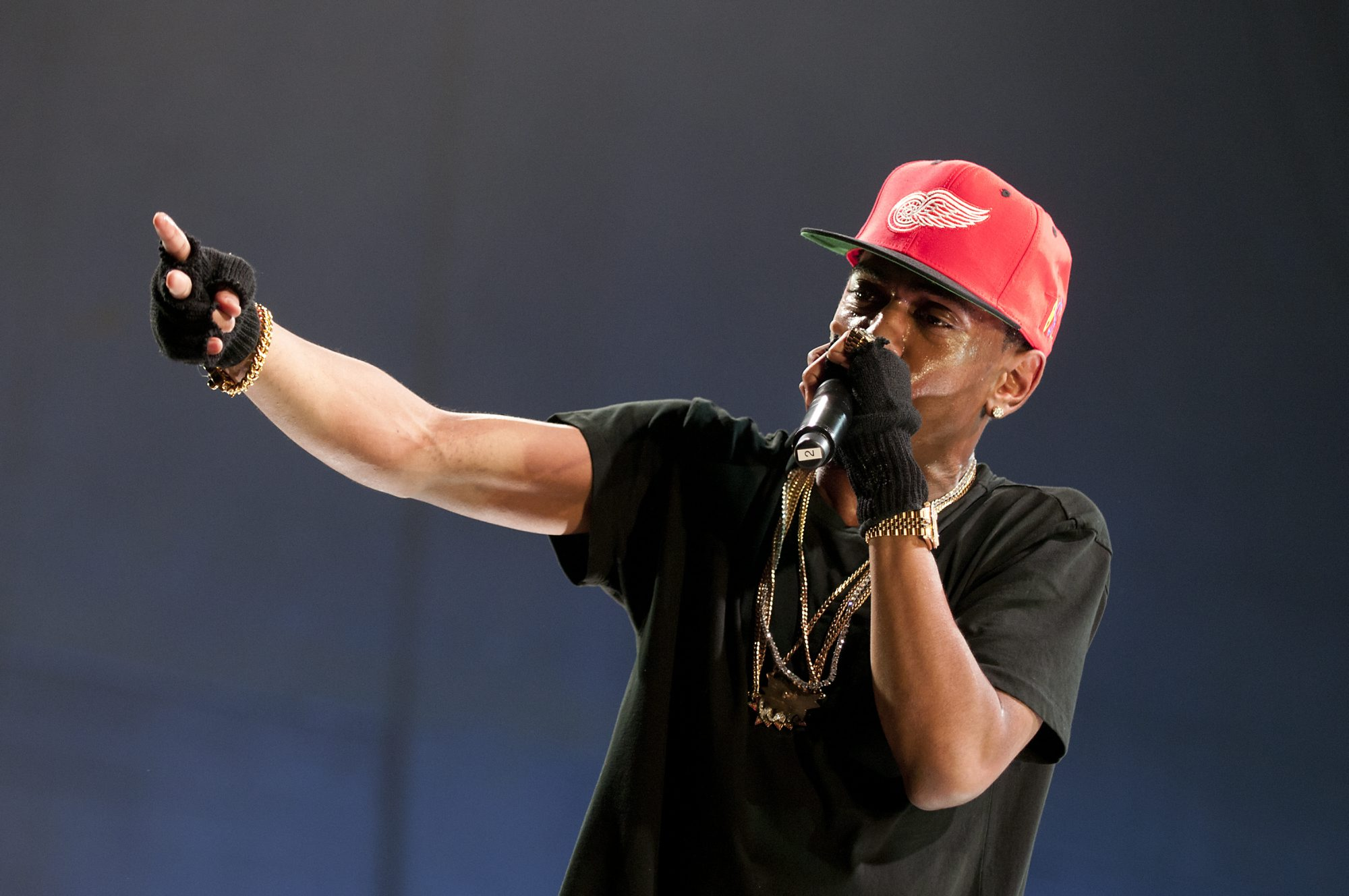 "(Getty Images) Rapper Big Sean's new album, ""I Decided."" features some strong tracks."