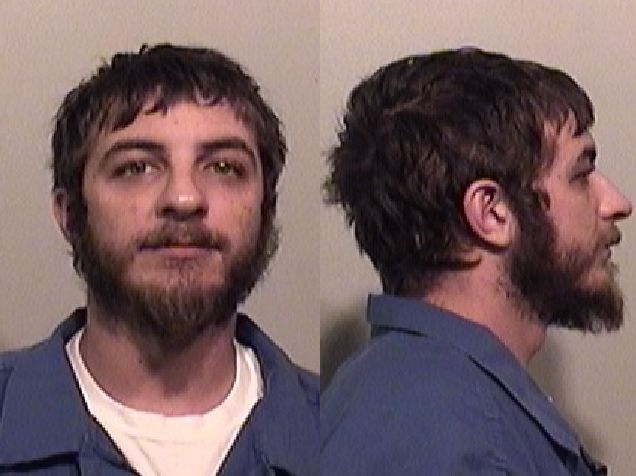 Jamil T. Alhorebi, 31, of Somerset, is charged with robbing a Lockport gas station. (Niagara County Sheriff's Office)