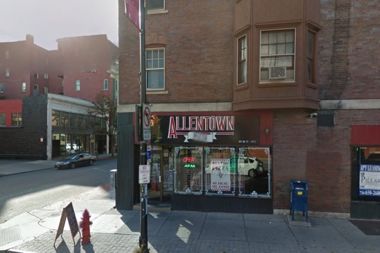 Two gay men attacked outside Allentown pizzeria