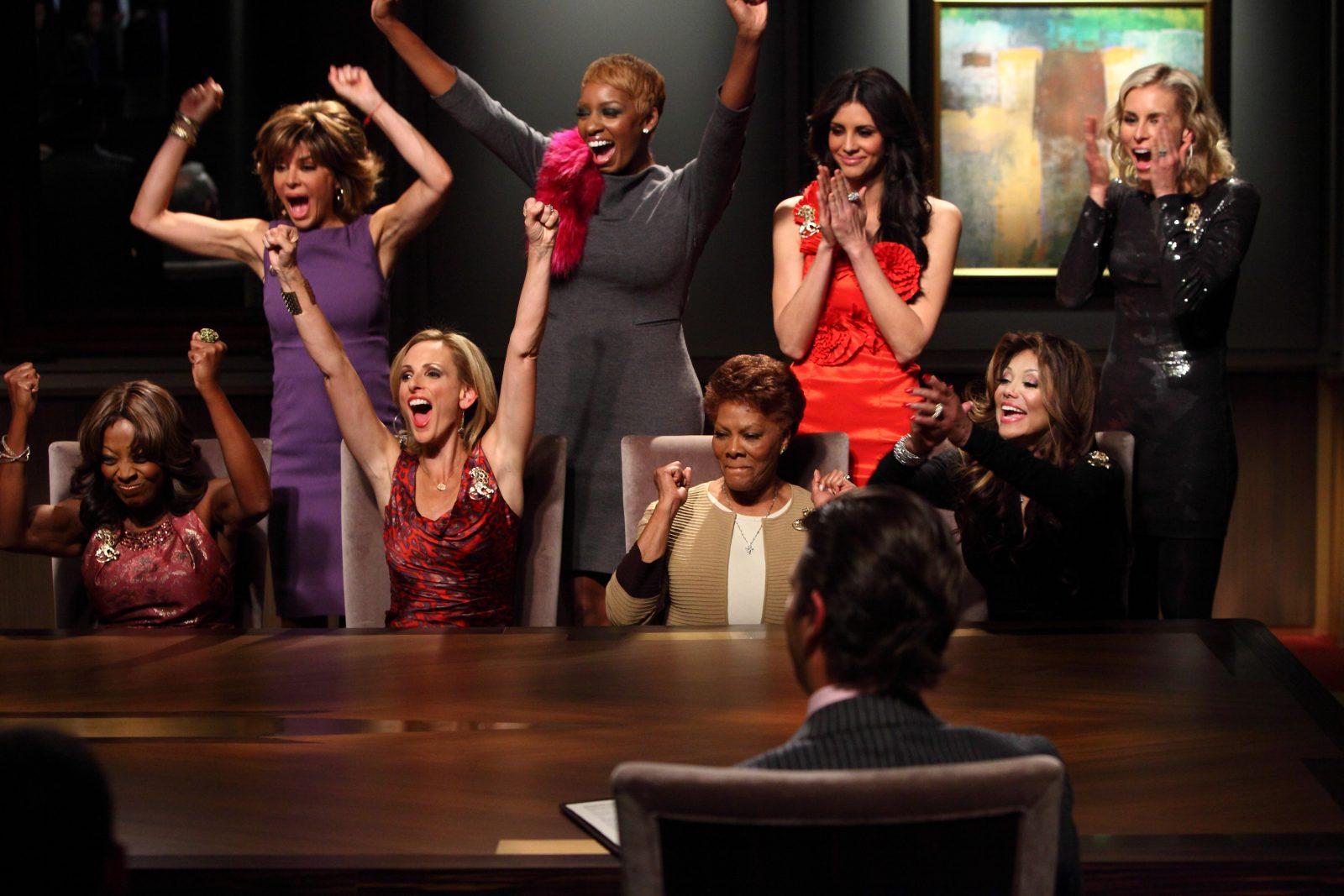 A scene from 'Celebrity Apprentice'