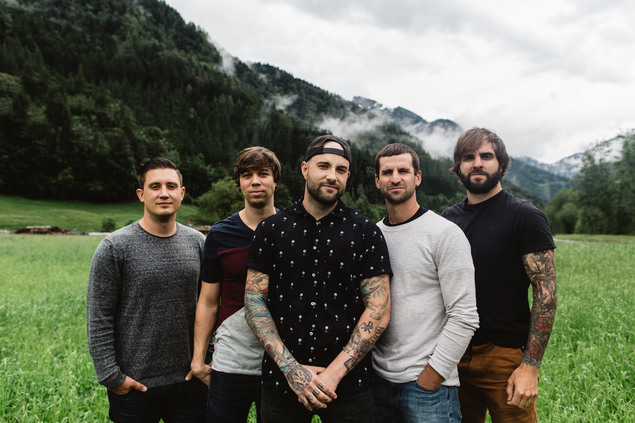 August Burns Red performs Feb. 12 at Town Ballroom.