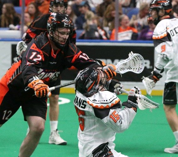 Goal by Mitch de Snoo ends Bandits' skid