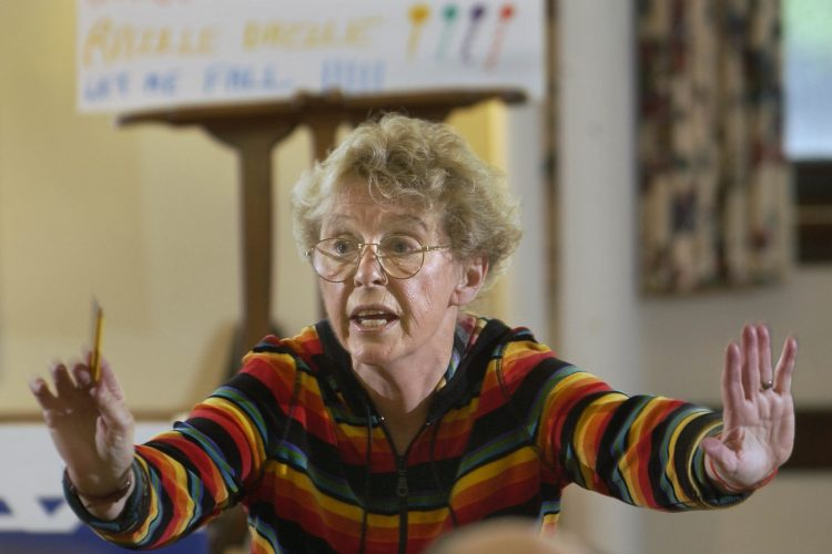Barbara Wagner, founding director of Buffalo Gay Men's Chorus, dies at 80