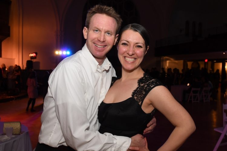 Smiles at 40th Annual Blizzard Ball
