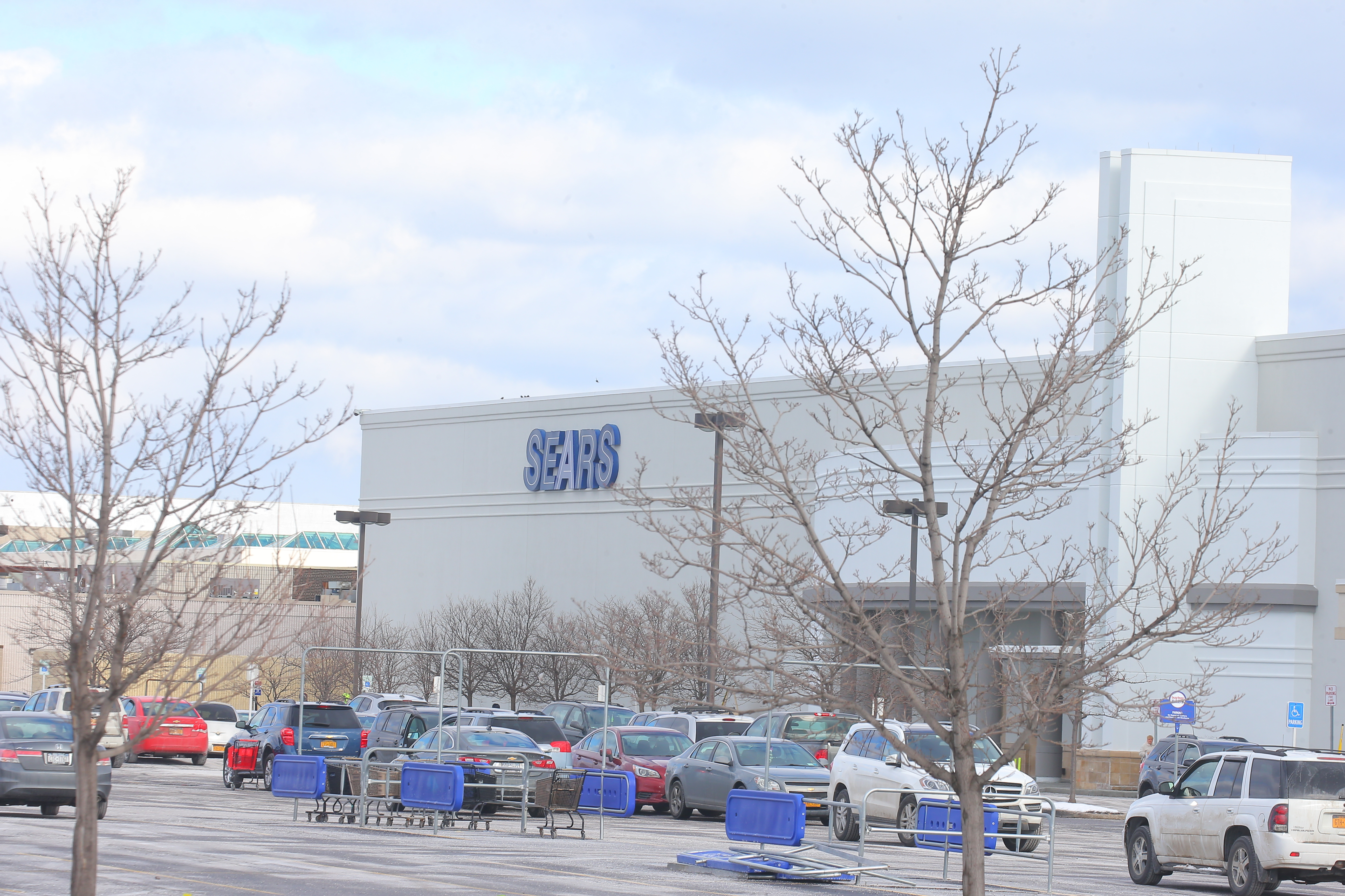 Sears  is closing its store at the Boulevard Mall on Niagara Falls Boulevard and Maple Road, in Amherst, N.Y.  The mall's owner, Forest City, had a $92.4 million mortgage payment due on Monday, Feb. 6, 2017. (John Hickey/Buffalo News)