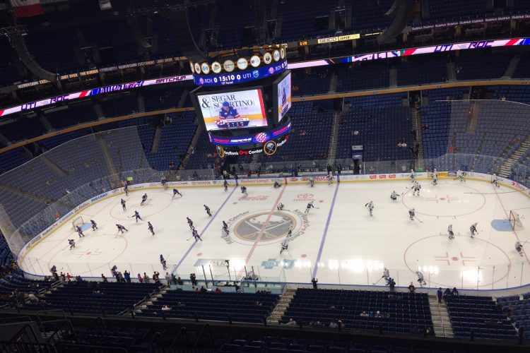 Live coverage: Rochester Americans vs. Utica Comets at KeyBank Center