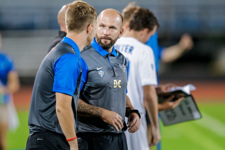 Former UB men's soccer coach Davie Carmichael joins Cal Poly staff