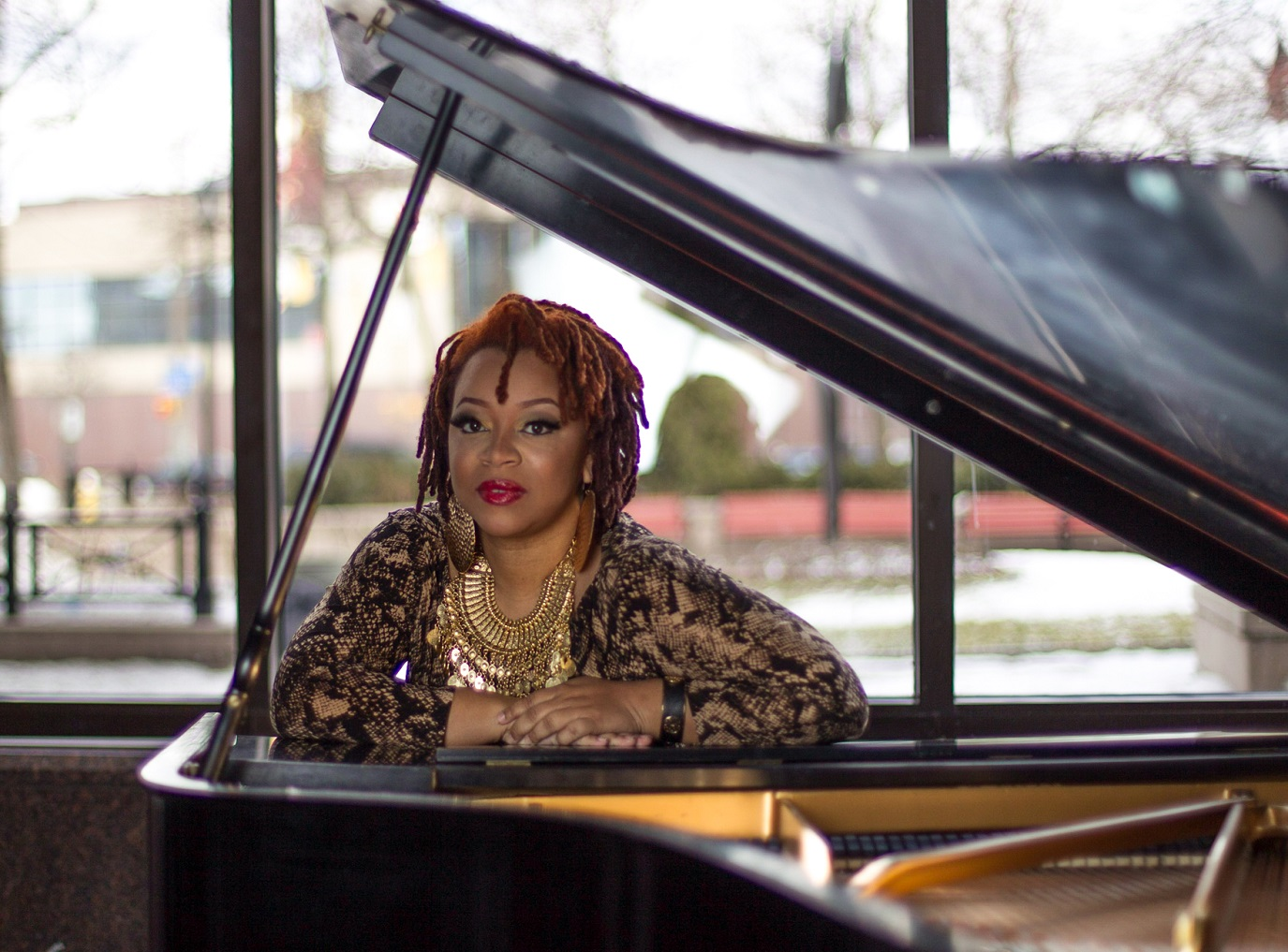 Drea d'Nur will perform a tribute to Nina Simone at Kleinhans Music Hall.
