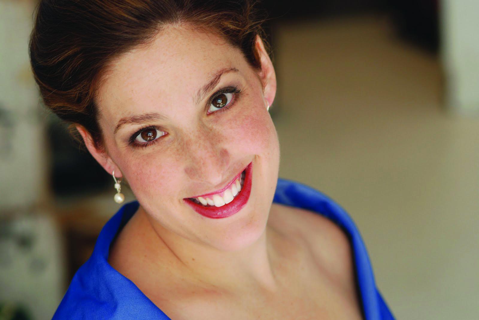 Deborah Selig is the soprano soloist in Brahms' 'A German Requiem.'