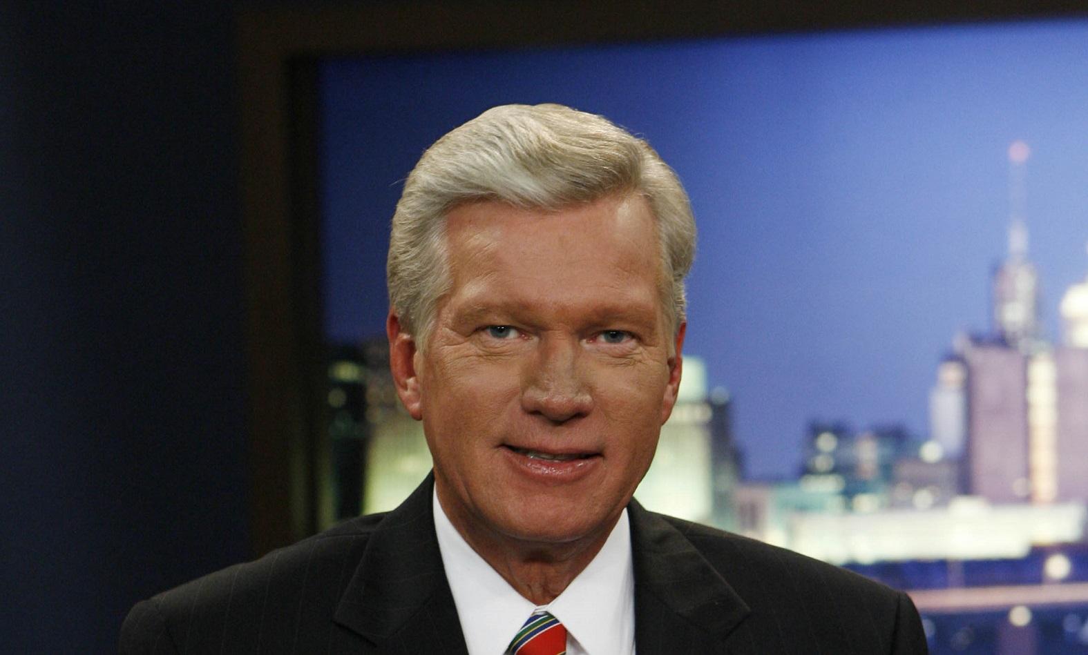 WIVB anchor  Don Postles (Sharon Cantillon/Buffalo News)