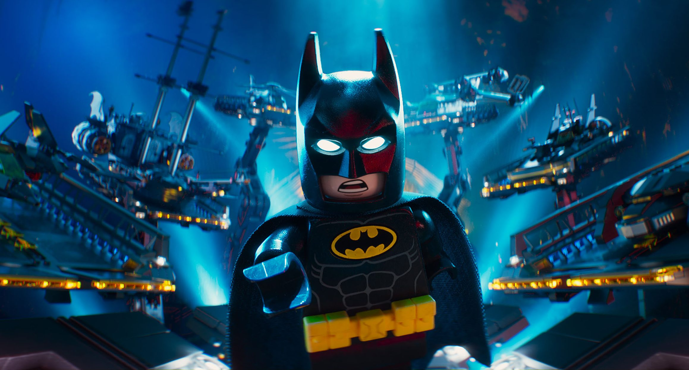 'The LEGO Batman Movie' is fun for both kids and adults.