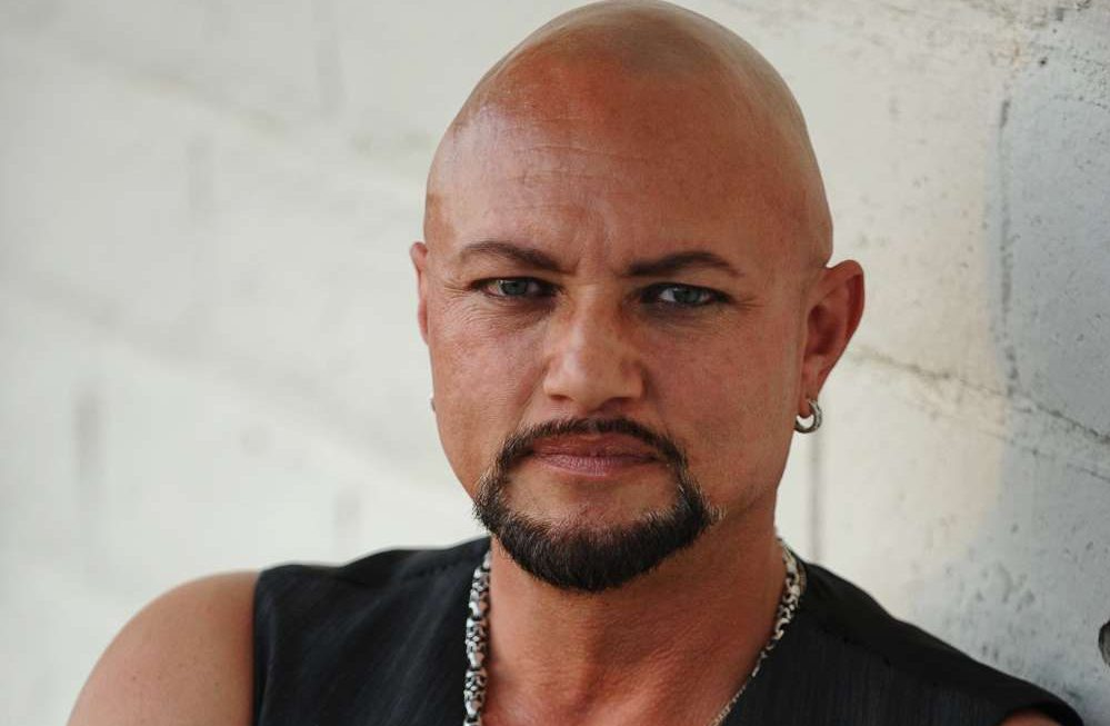 Former Queensryche singer Geoff Tate will perform at the Rapids Theatre.