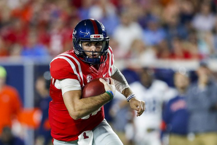 Chad Kelly not invited to NFL Scouting Combine