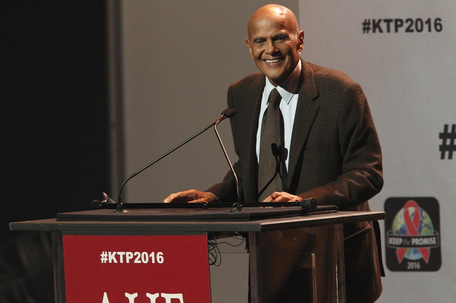 Harry Belafonte. (Getty Images)