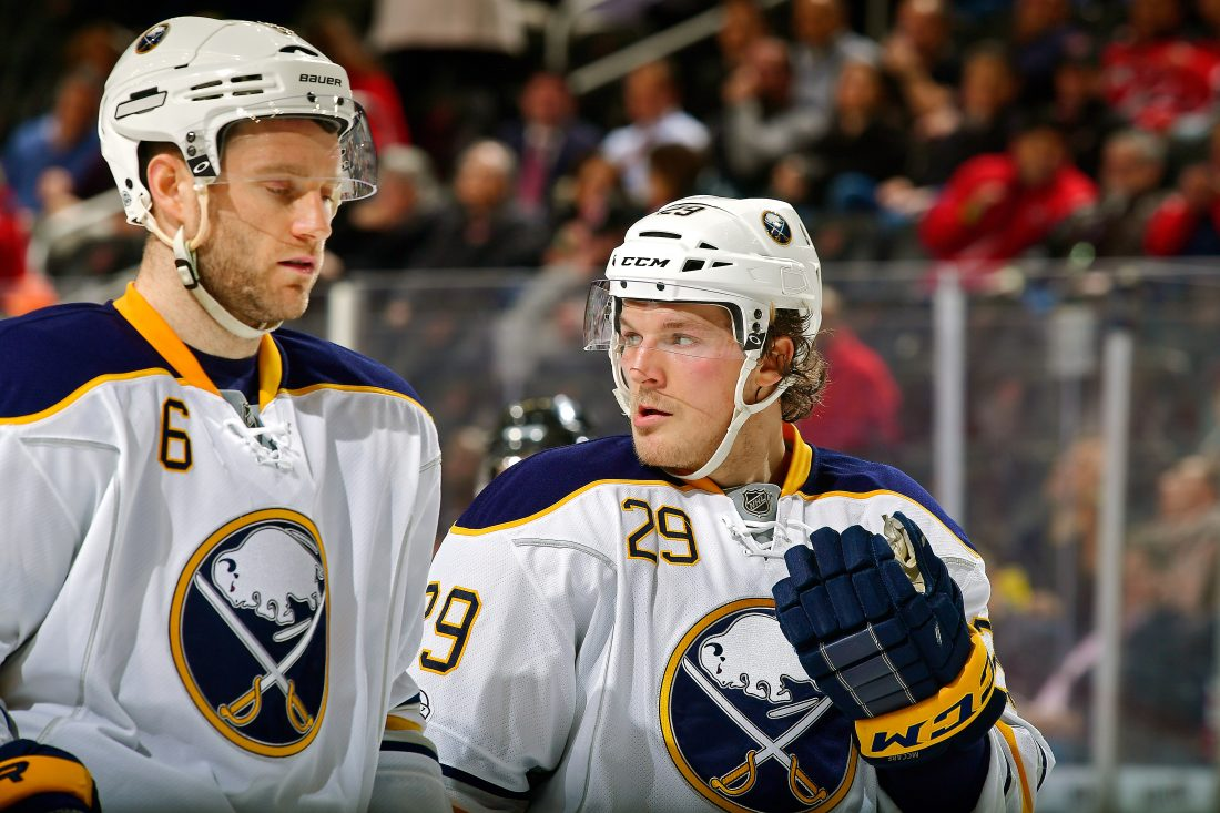 Lehner ideal as Sabres beat Avs, 2-0