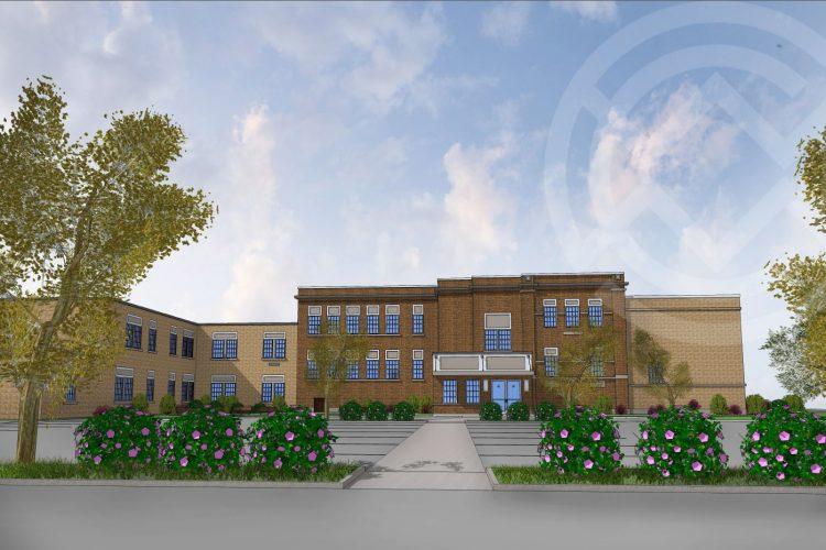 People Inc. prepares to open Highland School Apartments in Tonawanda