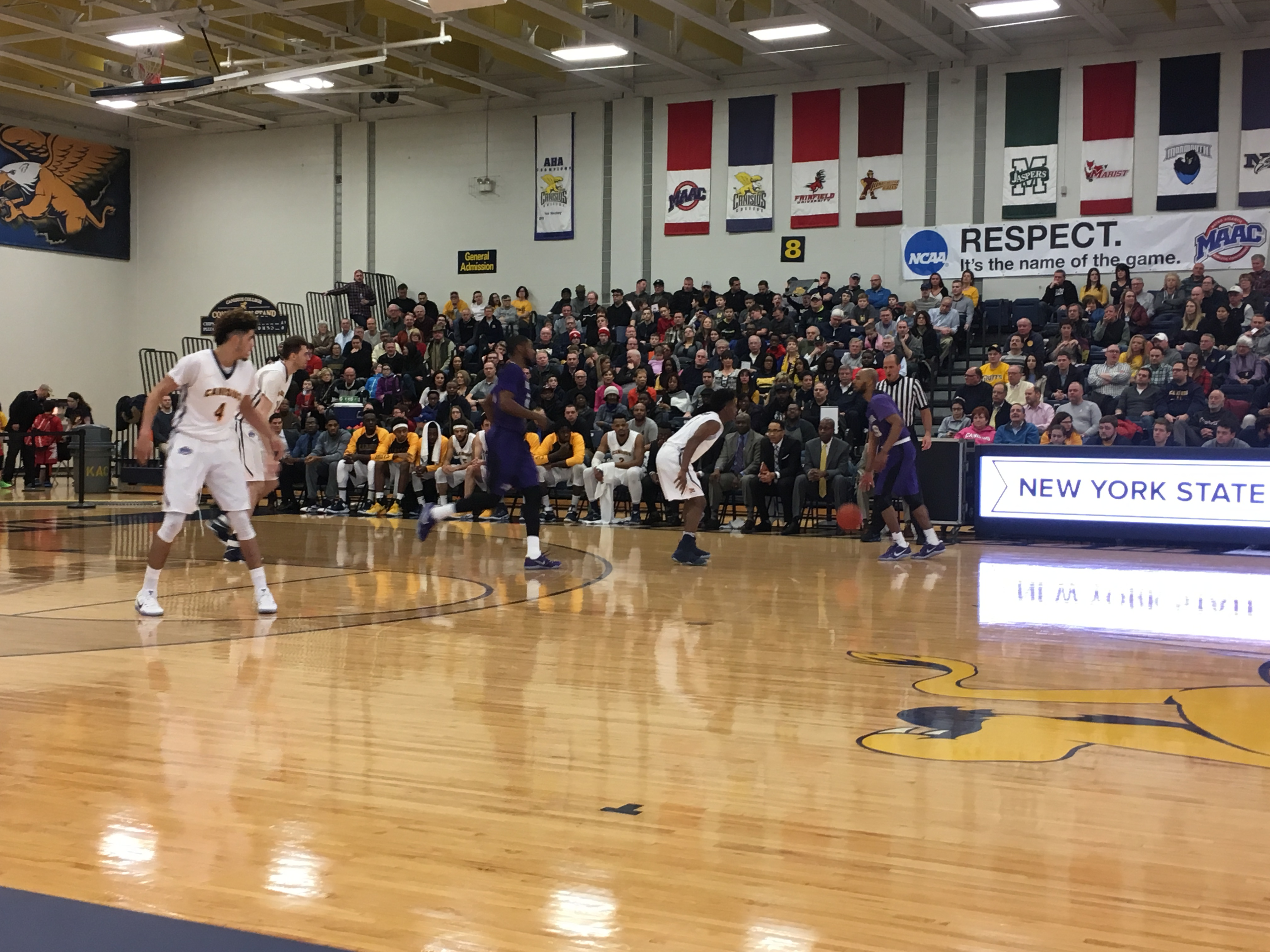 Canisius' Koessler Athletic Center (Buffalo News)