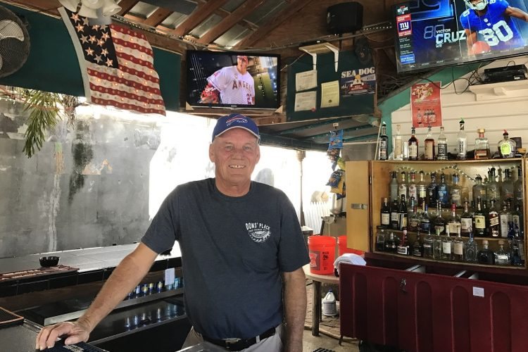 Buffalo guy gave up corporate job to serve drinks in paradise