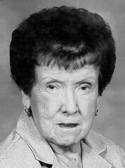 """DOUGHERTY, Mary E. """"Betty"""""""
