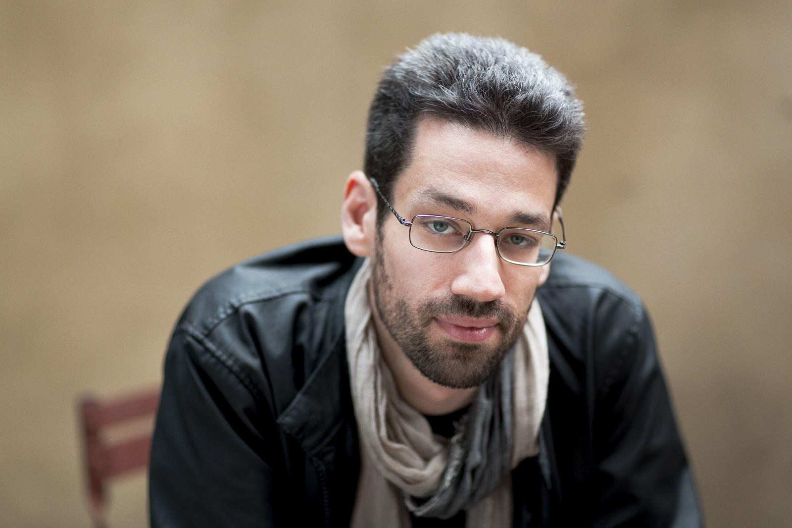 Pianist Jonathan Biss will perform at Lippes Hall at the University of Buffalo. (Photo by Benjamin Ealovega)