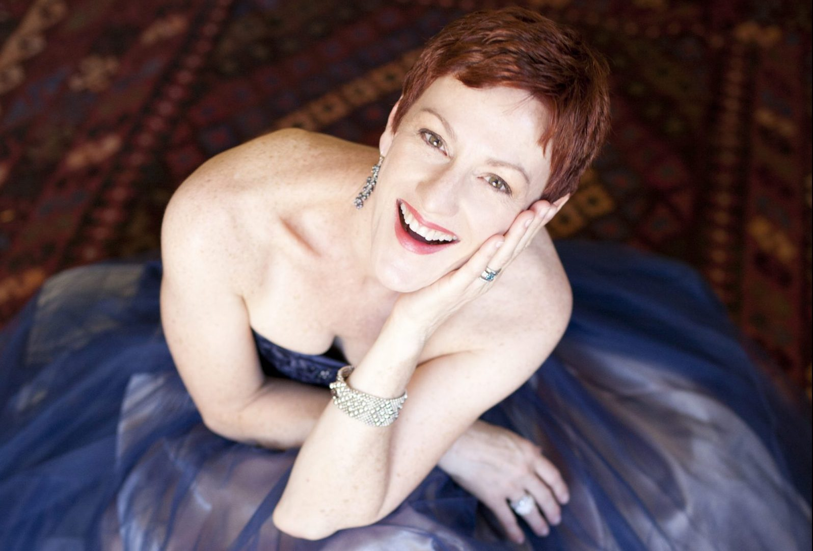 Lisa Vroman is singing love songs with the BPO for two Valentine's Day concerts.