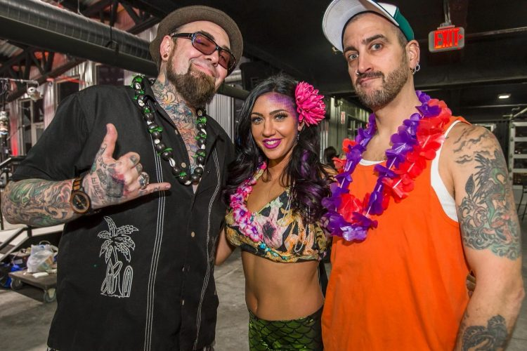 The 10: Blizzard Ball, Madd Tiki Winter Luau, The Wake