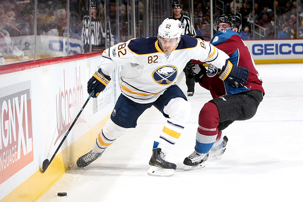 Quick Hits: Avalanche 5, Sabres 3