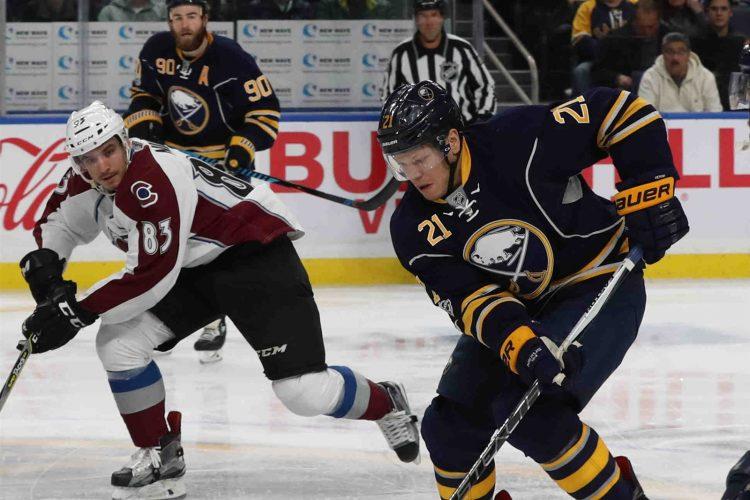 Bye-bye break: Sabres return to practice, other teams have kept winning