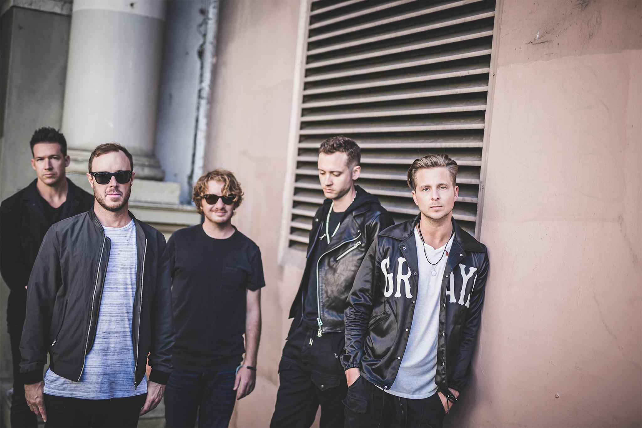OneRepublic will perform at Darien Lake in the summer of 2017.