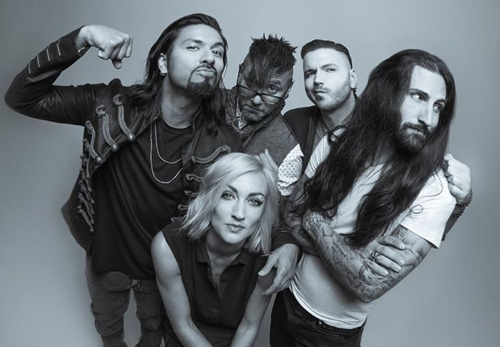 Pop Evil rises 'Up' in the world of hard rock
