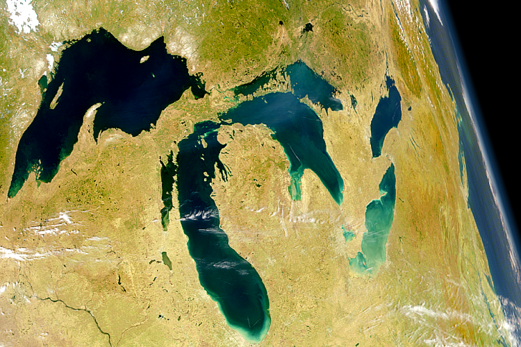 Buffalo selected for a Great Lakes hearing