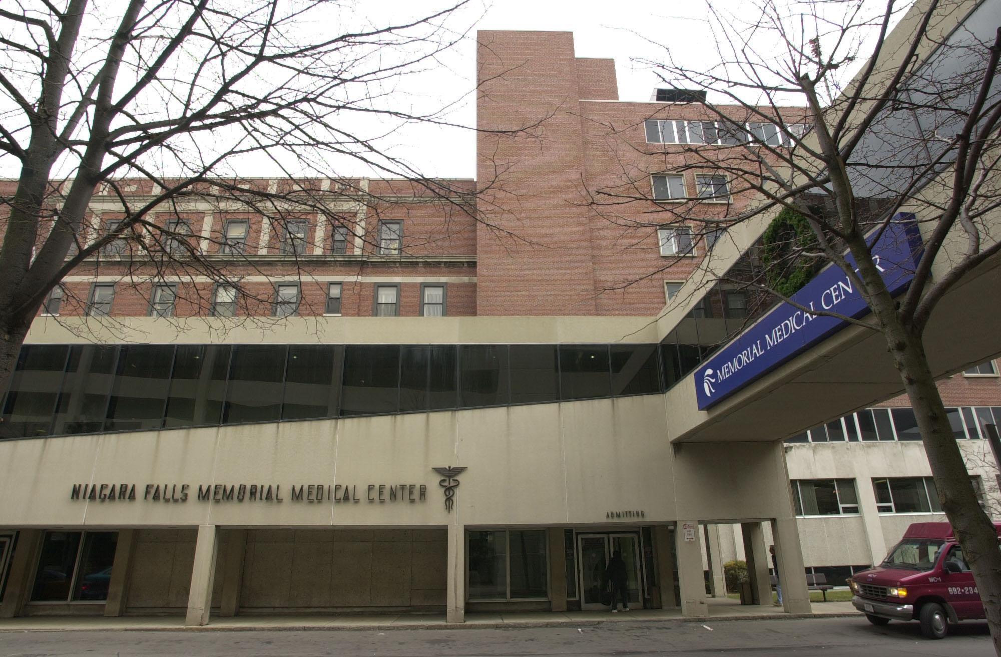 Niagara Falls Memorial Medical Center is participating in a clinical trial. (Buffalo News file photo)