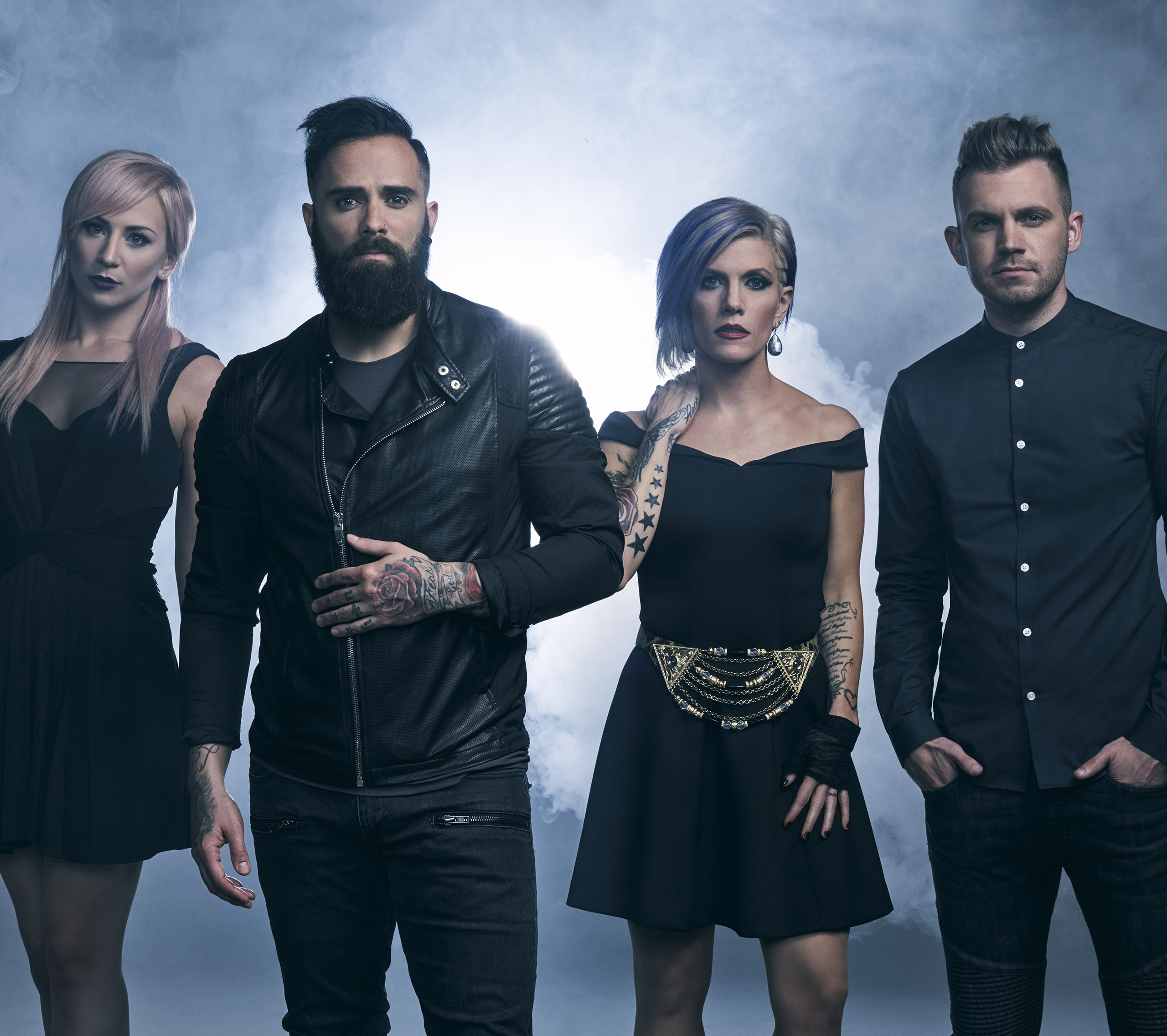 Skillet will perform at the Rapids Theatre.