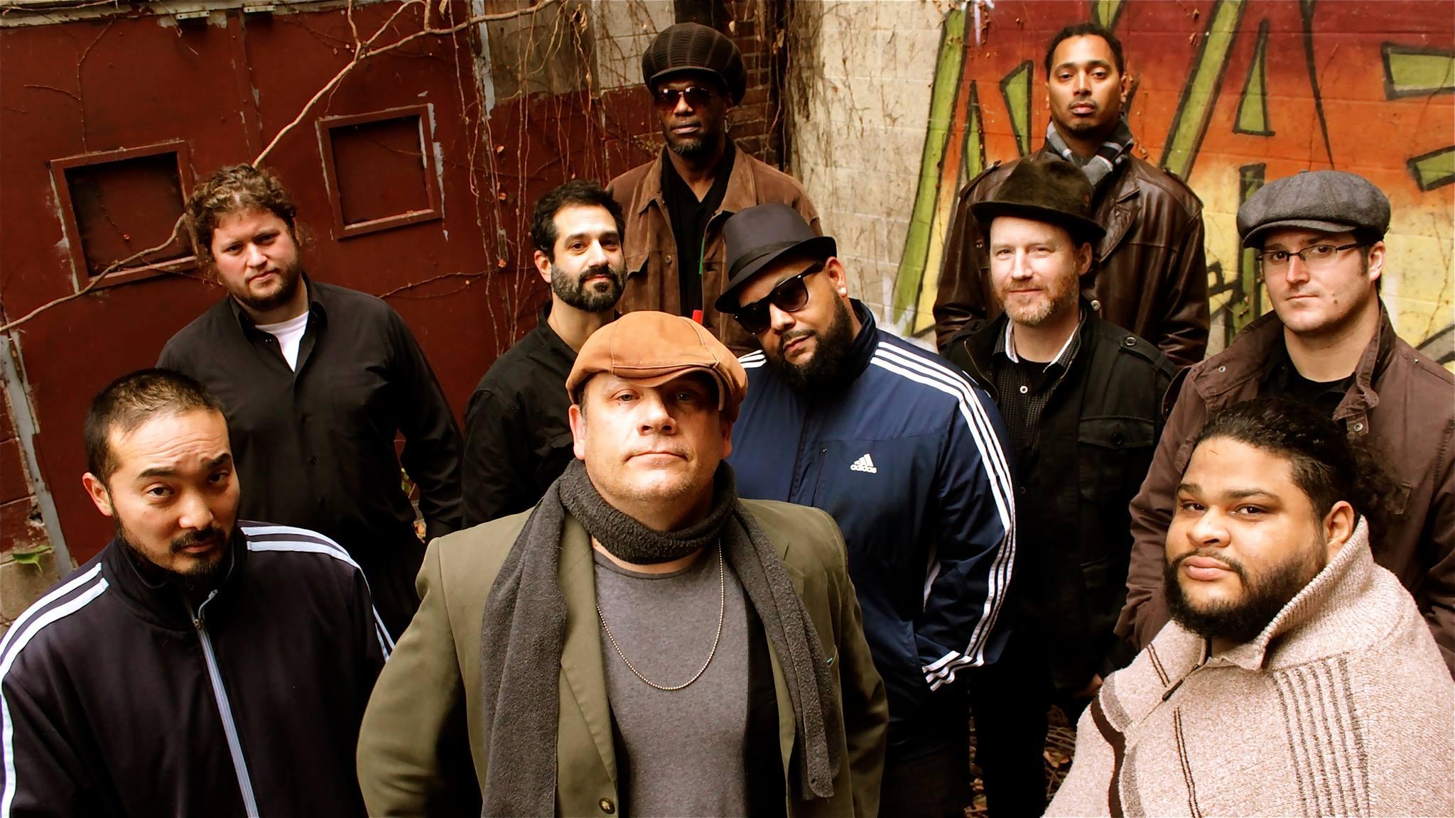 Buffalo funk super-group Tiger Chung Lee.