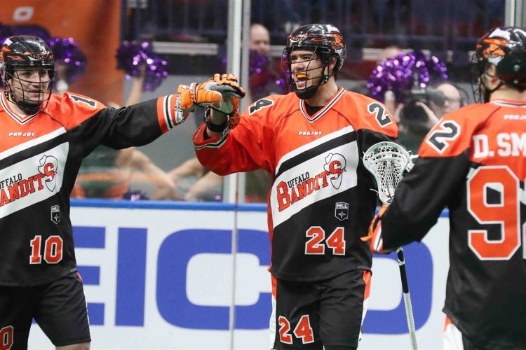 Bandits make it two straight wins by beating Rock