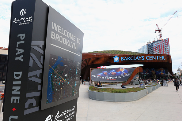 Barclays Center seems like a temporary home for the New York Islanders (Getty Images).