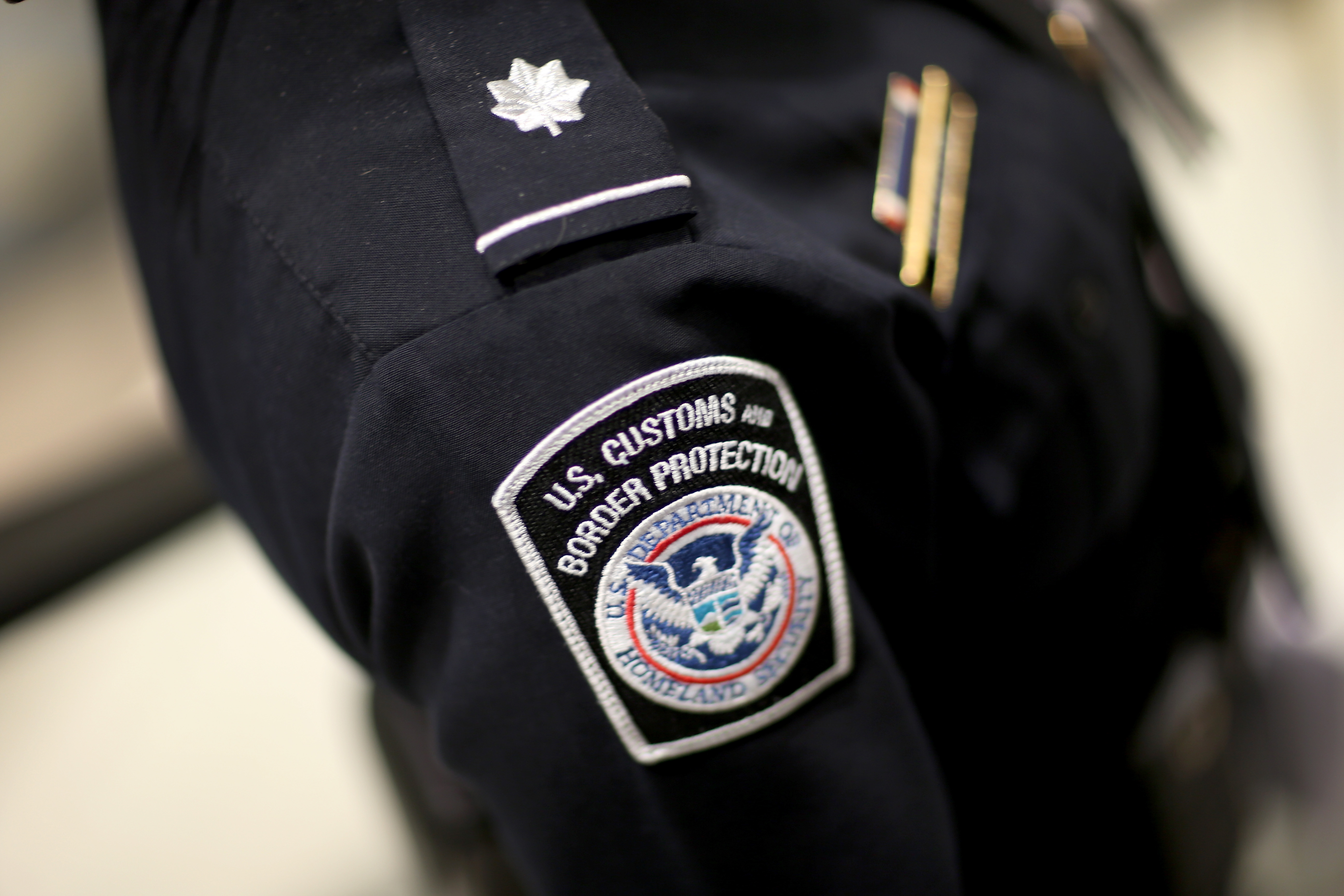 U.S. Customs and Border Patrol agents have been making more arrests in recent weeks. (Getty Images)